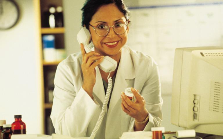 A Portuguese health helpline