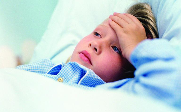 Surge in child drug poisoning