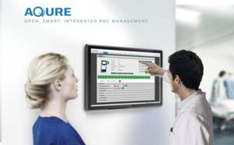Point-of-care system management