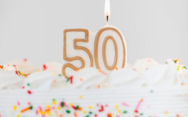 Life saving angioplasty turns 50