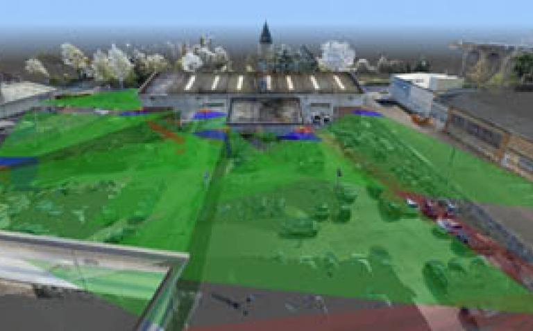 Advanced Laser Imaging deliver 3D mapping of CCTV coverage with CCTVerify