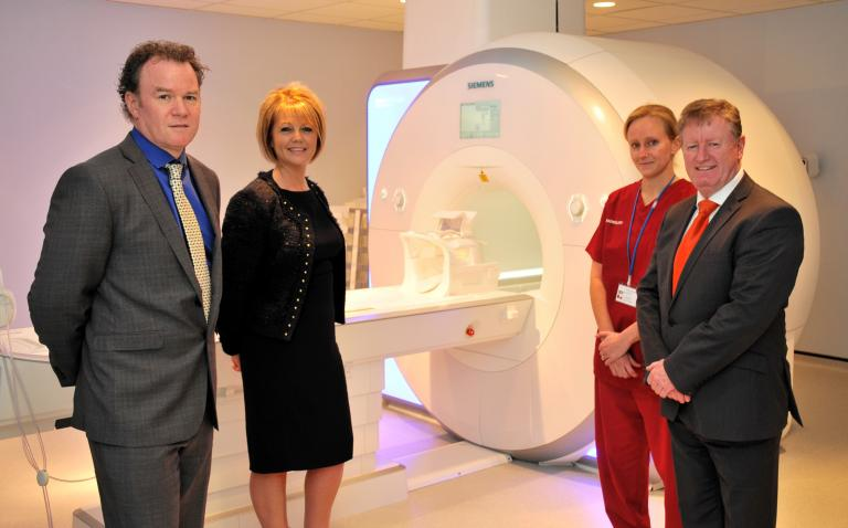 Newly built Candover Clinic offers patients rapid diagnosis and access to treatment