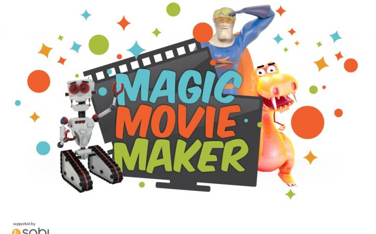 Sobi supports children with haemophilia to talk about their disease - introduces movie maker app