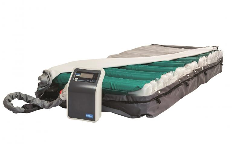 UK company launches full range of pioneering pressure mattress solutions