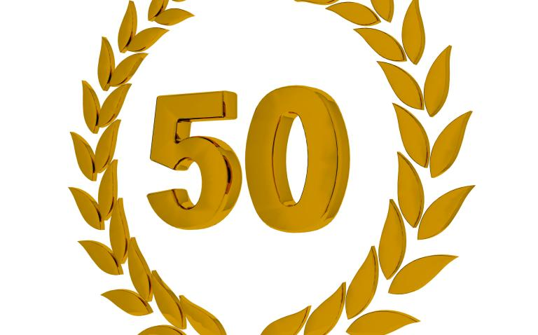 HOPE turns 50!