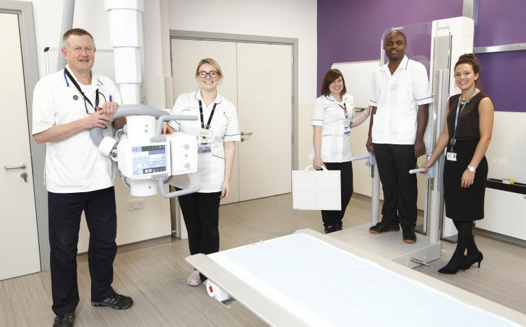 Chelsea and Westminster Hospital increases imaging capability following A&E expansion