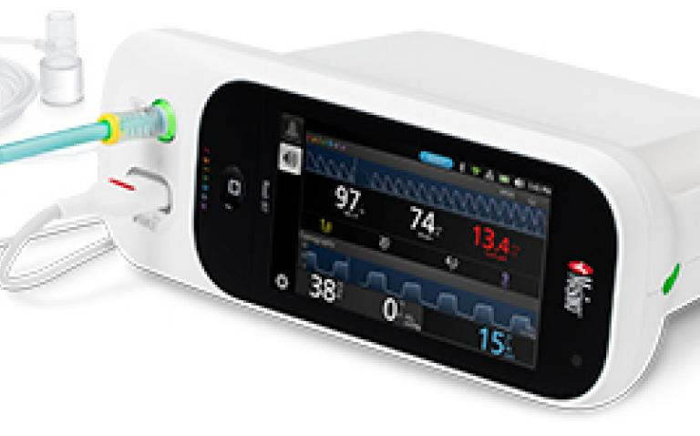 CE marking of Rad-97™ Pulse CO-Oximeter® with integrated NomoLine™ capnography