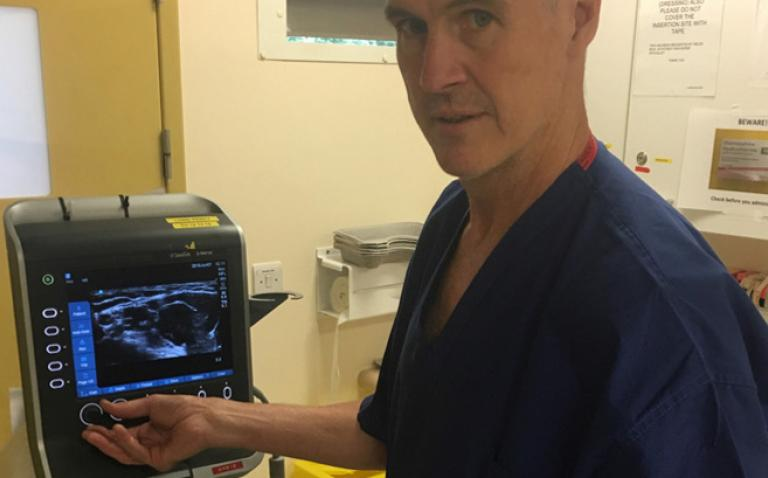Point-of-care ultrasound: a reliable bedrock of the general hospital