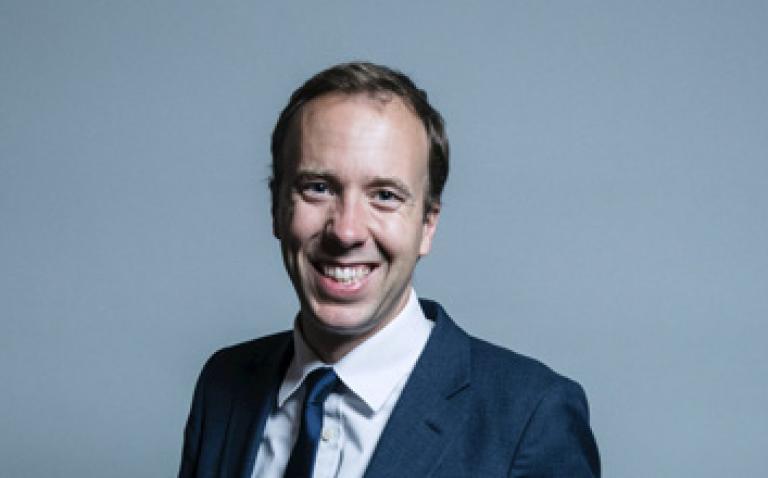Everything we know about new UK health secretary Matt Hancock