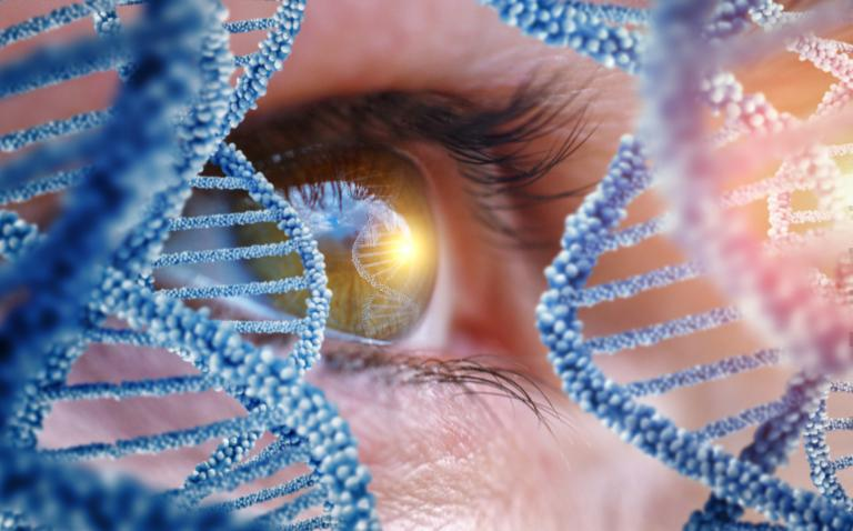 NICE recommends gene therapy in retinal dystrophies