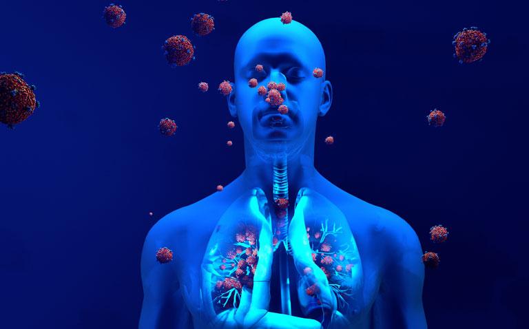COVID-19 breath test