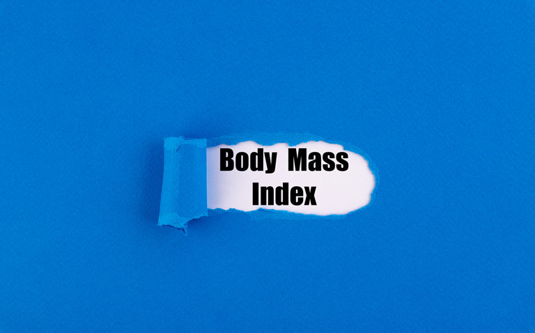 low BMI and COVID