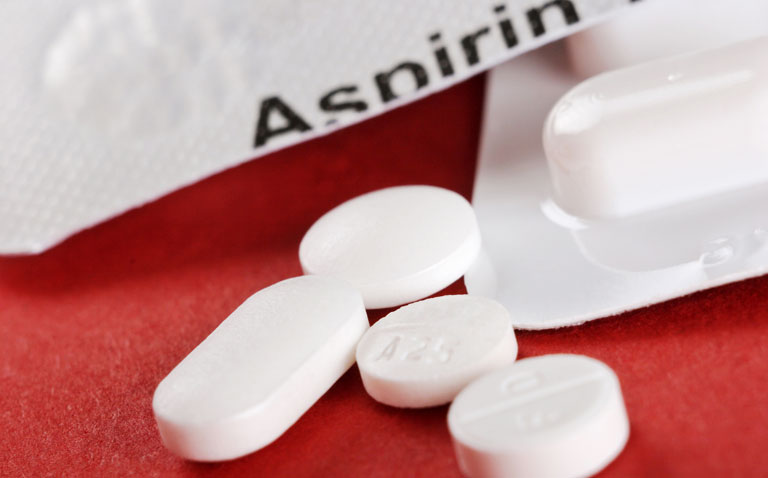 aspirin and cancer-related mortality