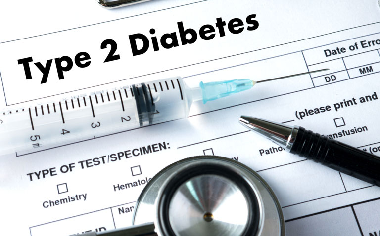 bimagrumab and type 2 diabetes