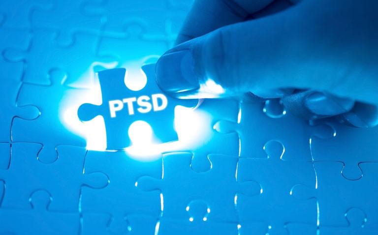 PTSD in severe COVID