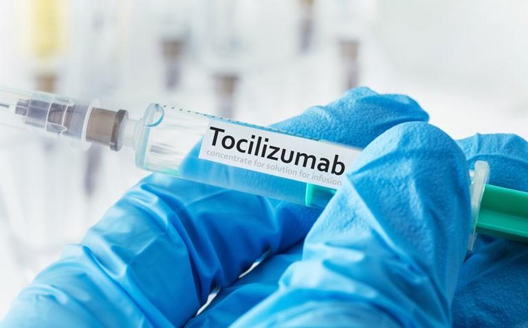 ocilizumab in severe COVID