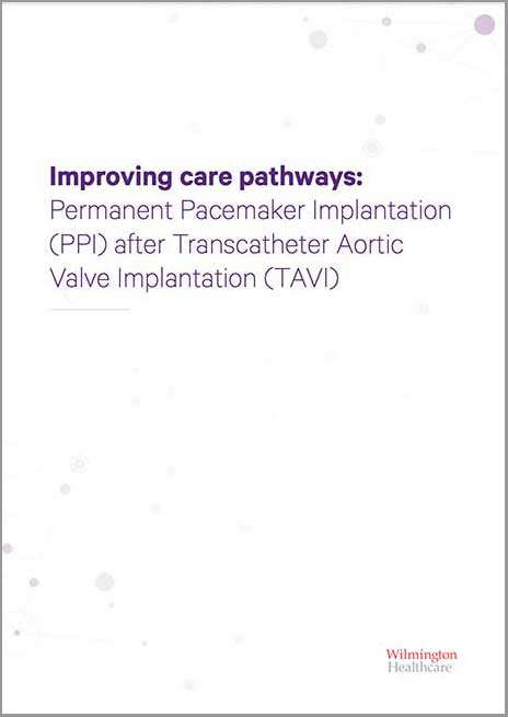 Improving care pathways: Permanent Pacemaker Insertion after TAVI