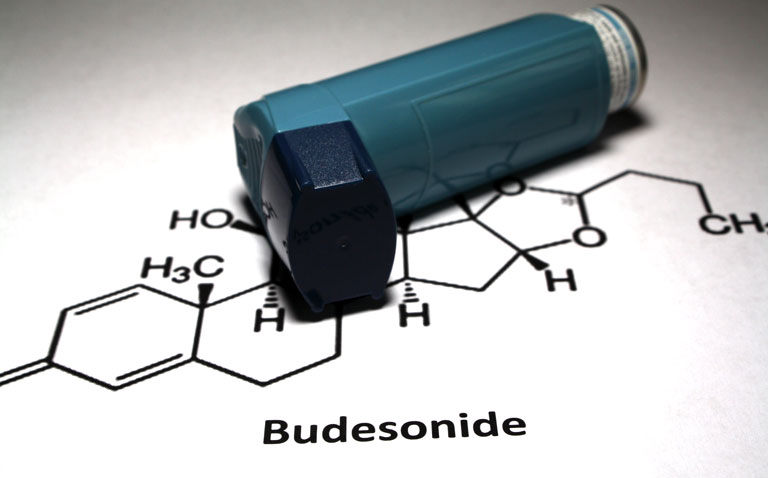 inhaled budesonide and COVID-19