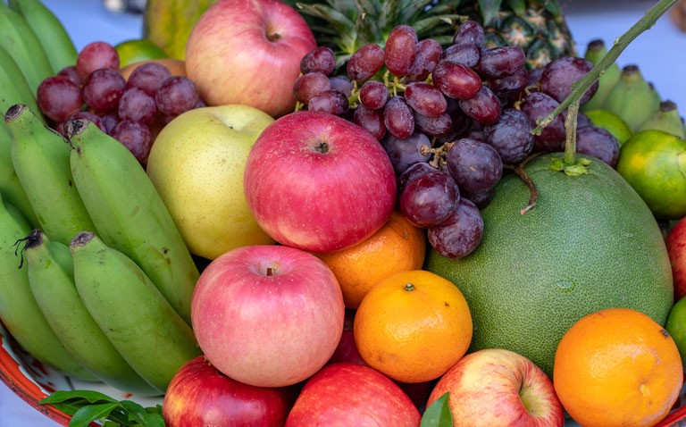 Association between fruit intake and risk of diabetes