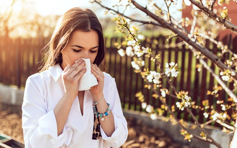 allergic rhinitis and dupilumab