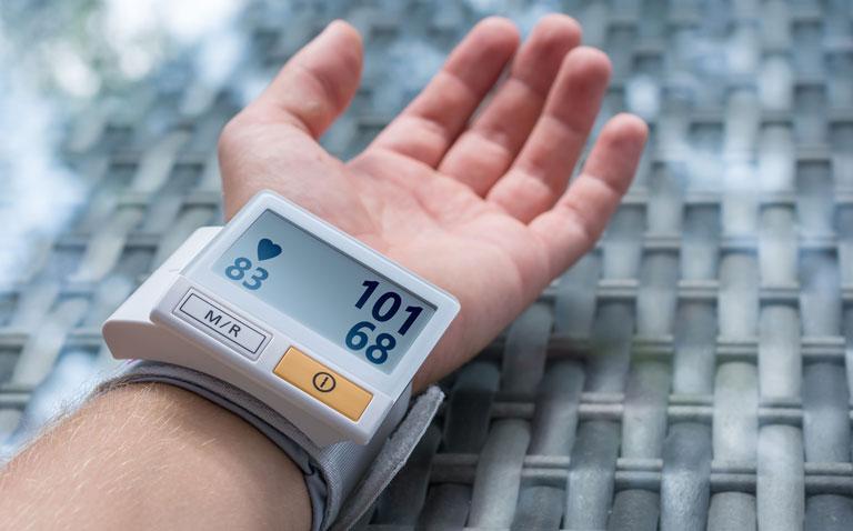 blood pressure lowering