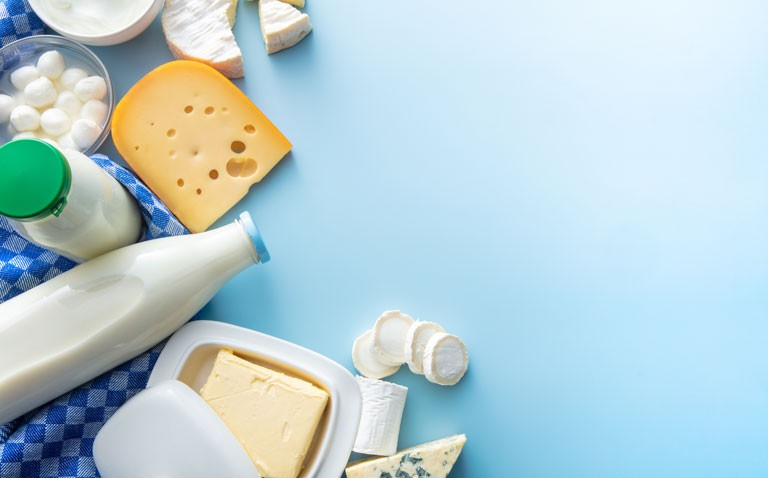 dairy and fractures