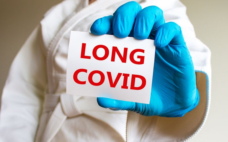 long covid app study