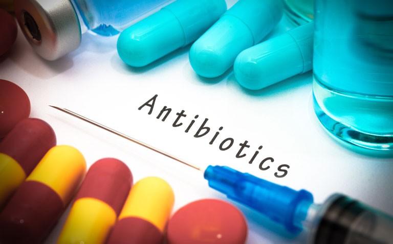 CAP and antibiotics